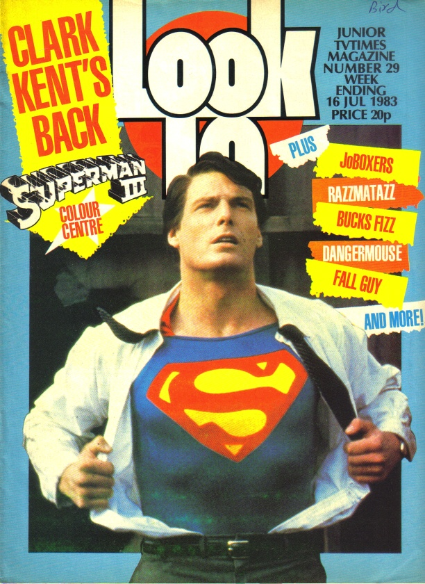 Superman III Archives Page Of SUPERMANIASUPERMANIA Page - Magazines look superheroes real
